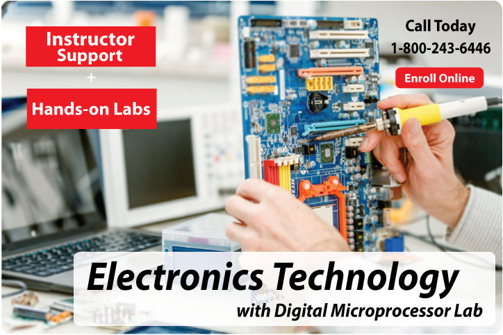 Digital Microprocessor Distance Learning Course