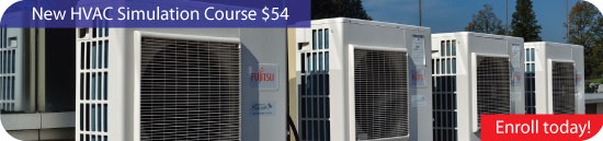 HVAC Simulation Course