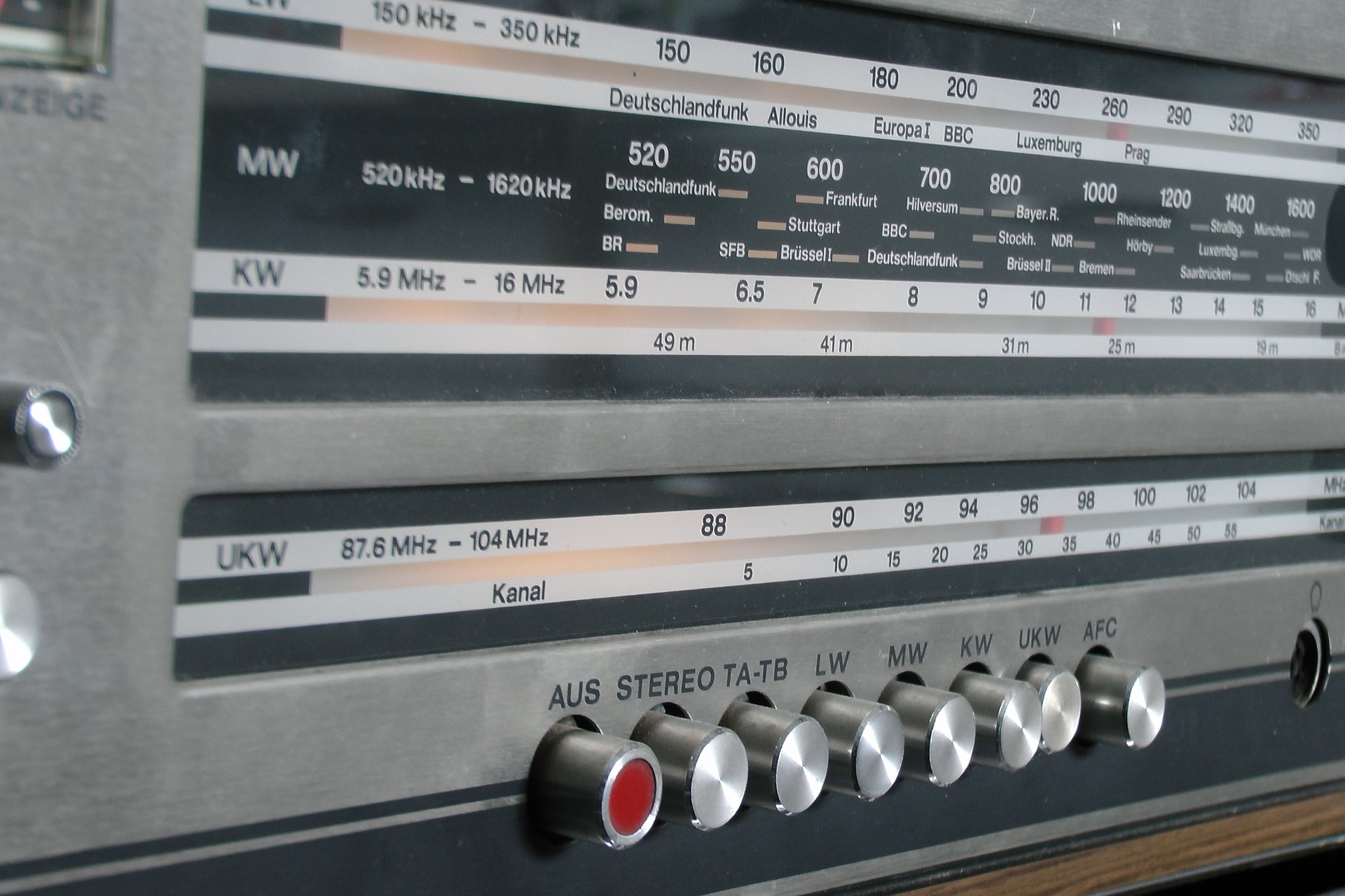 Servicing Fm Receivers Cie Amp Meter For My Rig This Allows You To Use The One Panel Issue Well Take A Look At Such As Those Found In Vhf Uhf Transceiver Lets Assume Youve Been Asked Service